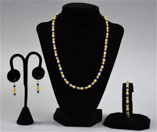 Beautiful One of a Kind Necklace Set