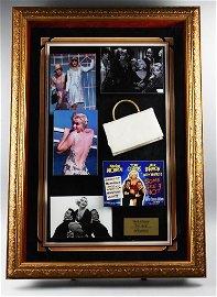 Some Like It Hot Display, Monroe, Curtis, Lemon Signed