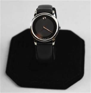 NIB Movado Museum Classic Dial Watch