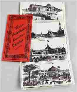 1892/93 World's Columbian Exposition Chicago Souvenir