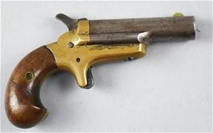 Antique Colt Third Model Derringer Pistol