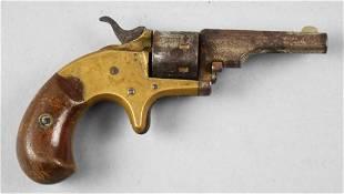 1875 Colt Open Top Pocket Revolver, 22 Cal