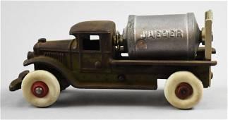 c1930 Cast Iron Kenton Jaeger Cement Mixer