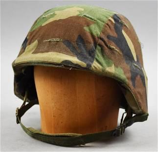 Vintage US Army Paratrooper Helmet