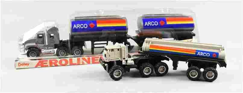 Boley Aeroliner Friction Powered ARCO Trucks