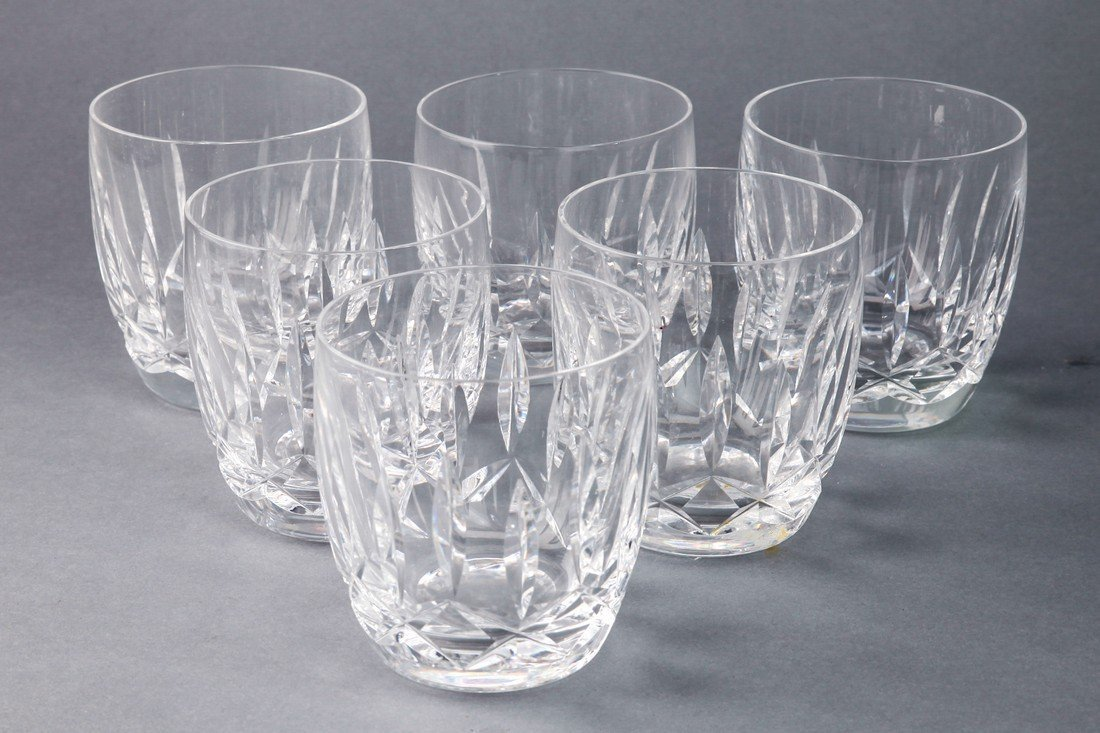 Waterford Kildare 6 Low Ball Tumblers