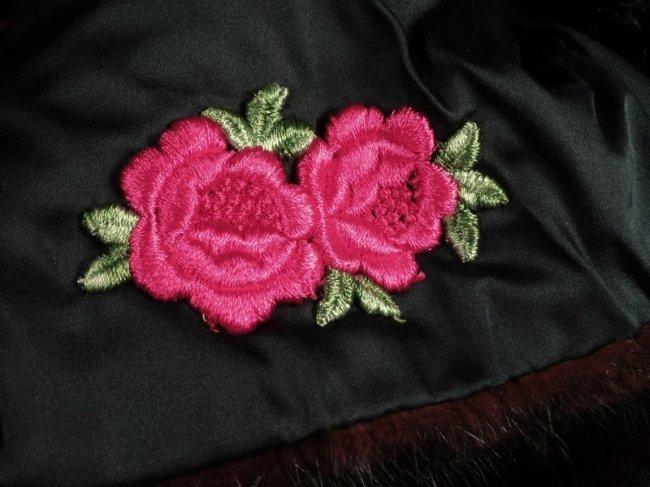 Vintage Mink Bolero Jacket - 4