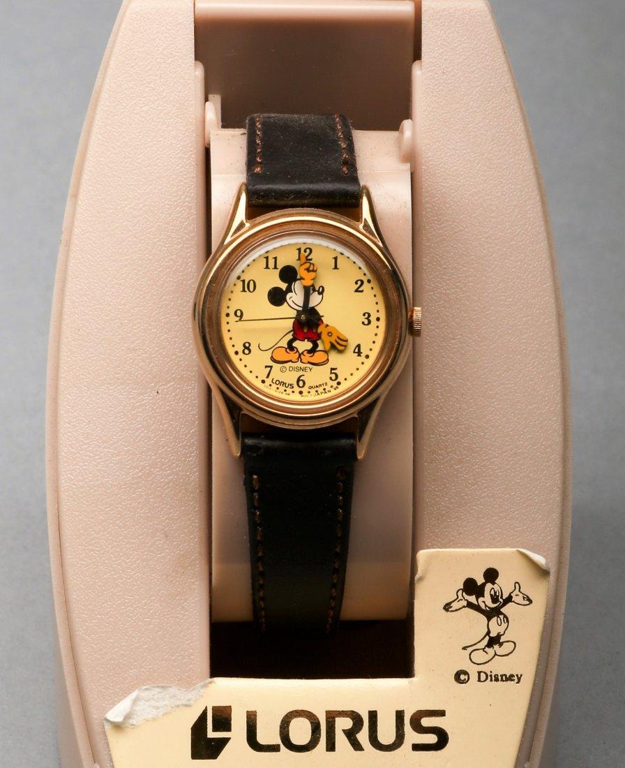 Lorus Mickey Mouse Watch - 2