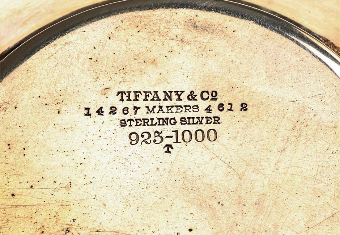 1907-1947 Tiffany & Co Sterling Ashtray - 2