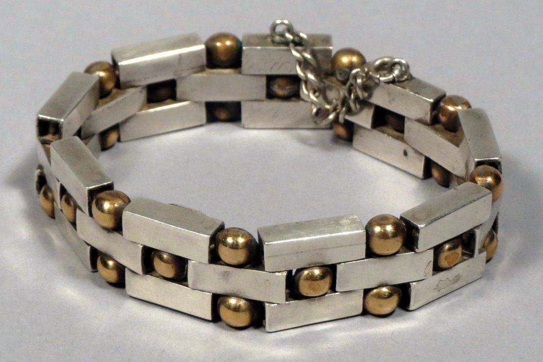 William Spratling Signed Bracelet