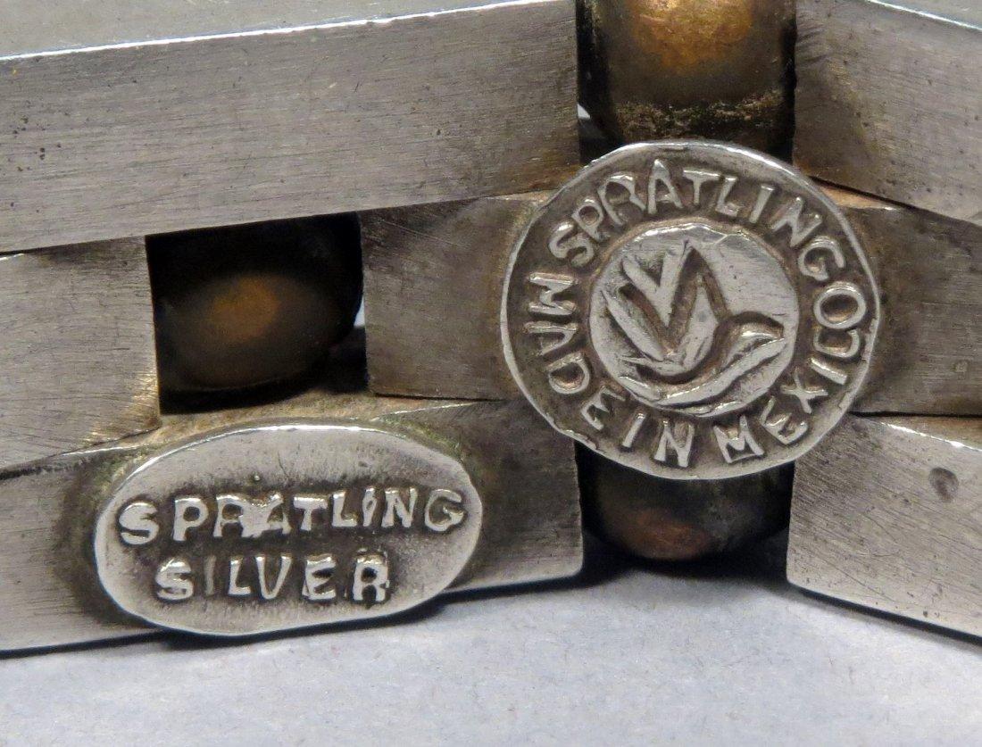 William Spratling Signed Bracelet - 2