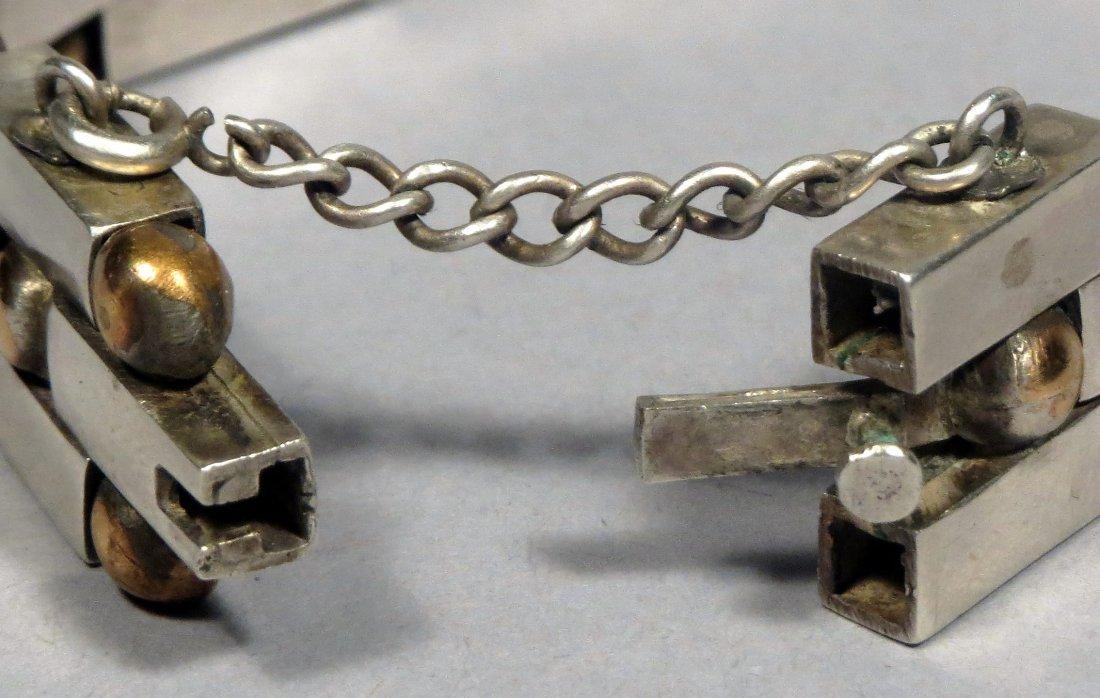 William Spratling Signed Bracelet - 4