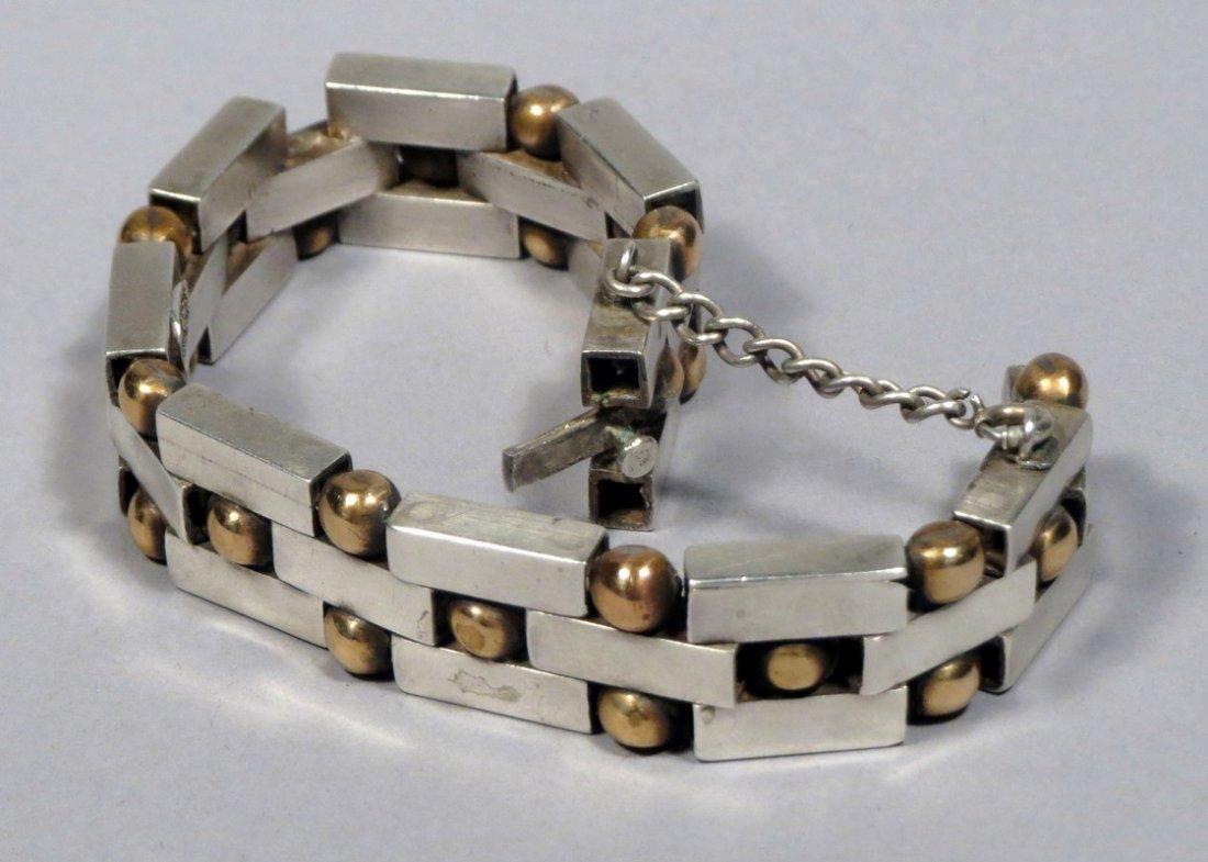 William Spratling Signed Bracelet - 5