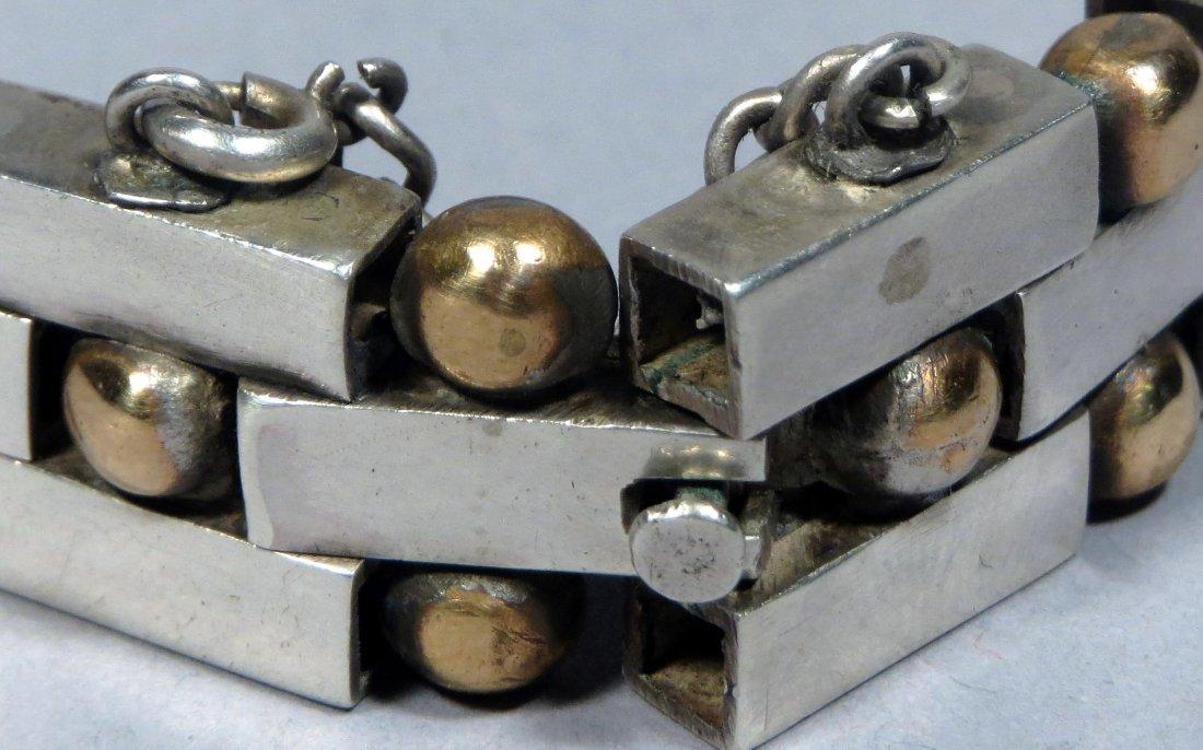 William Spratling Signed Bracelet - 7