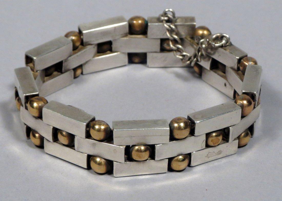 William Spratling Signed Bracelet - 8