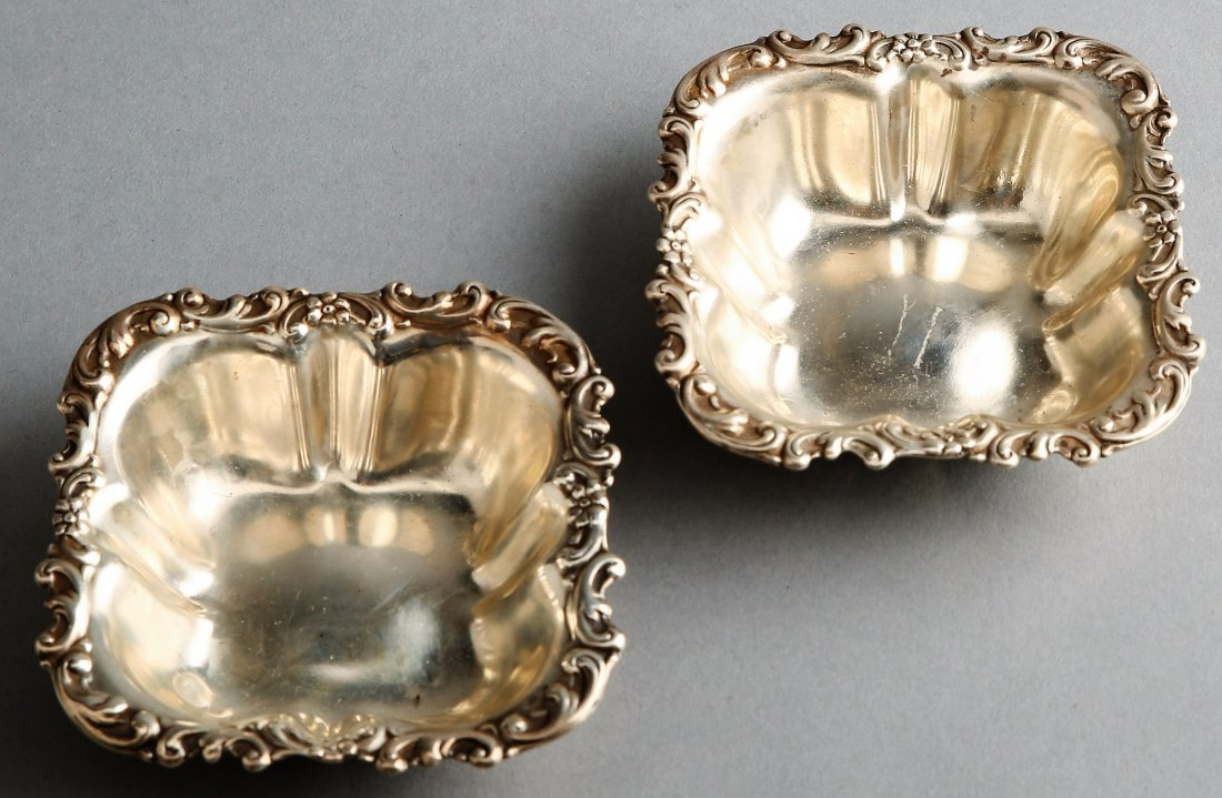 c1890 Dominick & Haff Sterling Small Bowls