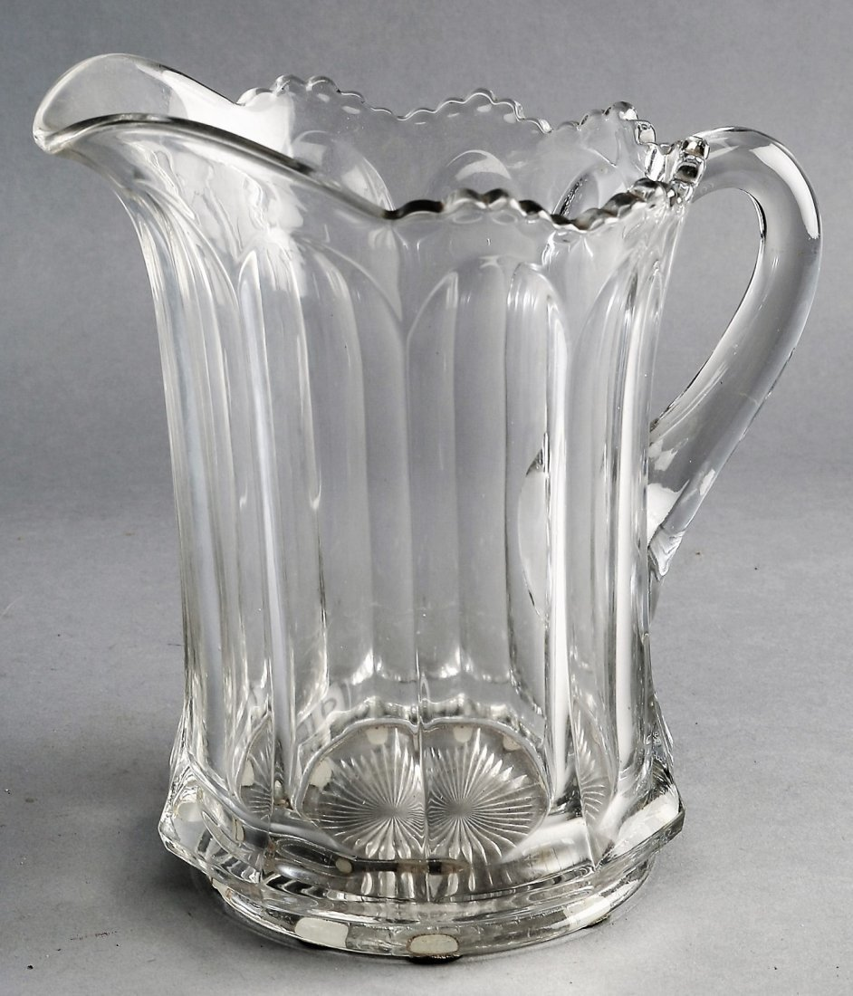 "c1920 Heisey ""Colonial"" Pitcher"