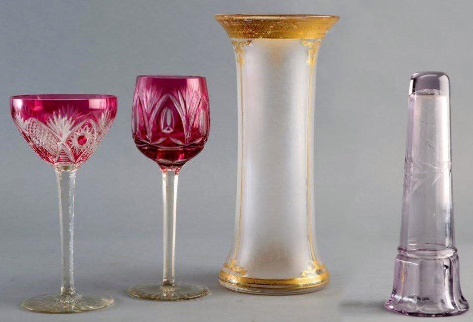 Misc Vintage to Antique Glass Lot