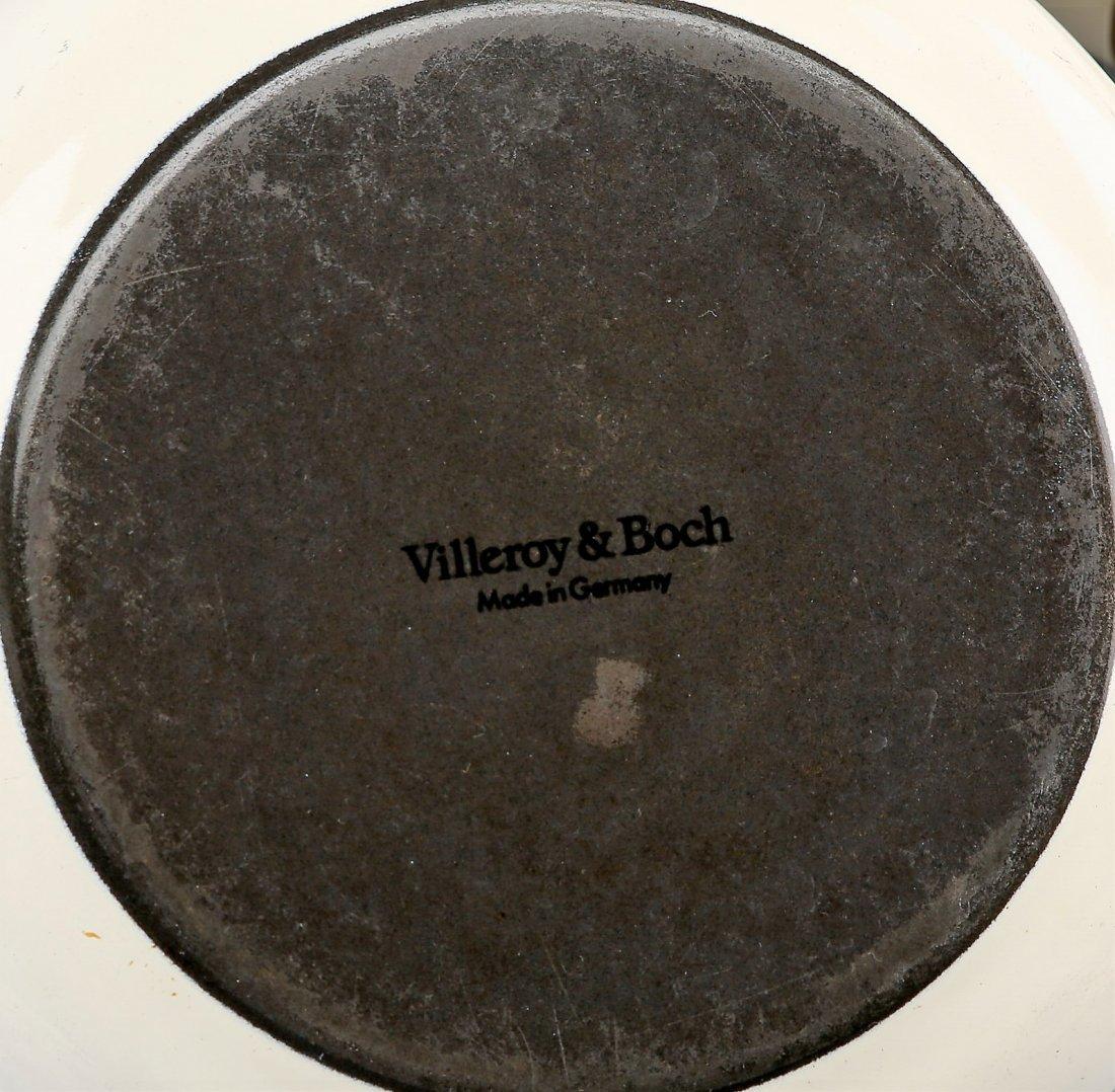 Large Set Villeroy Boch Amapola Cookware Set - 4