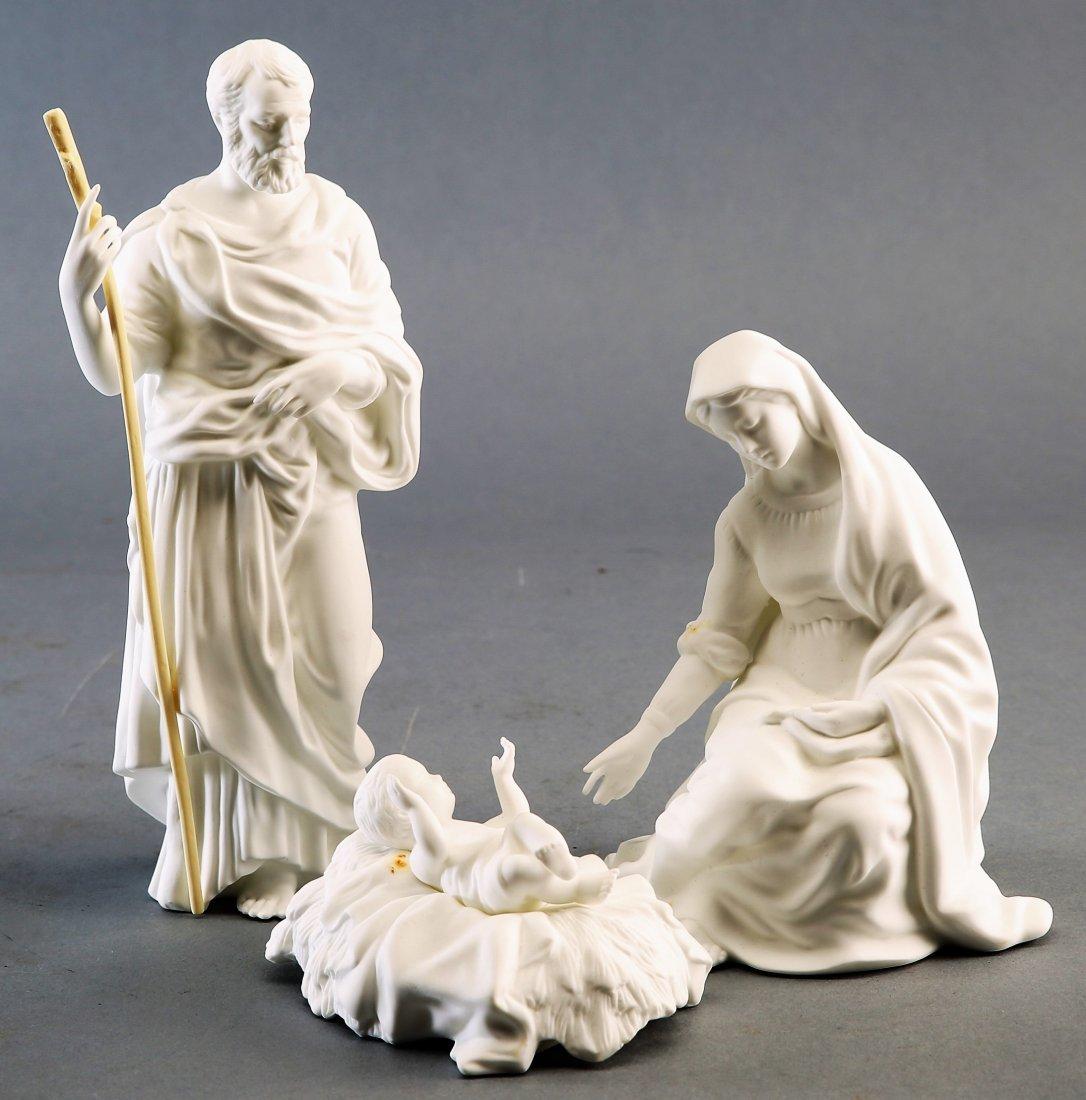 Lenox Nativity Scene, The Holy Family