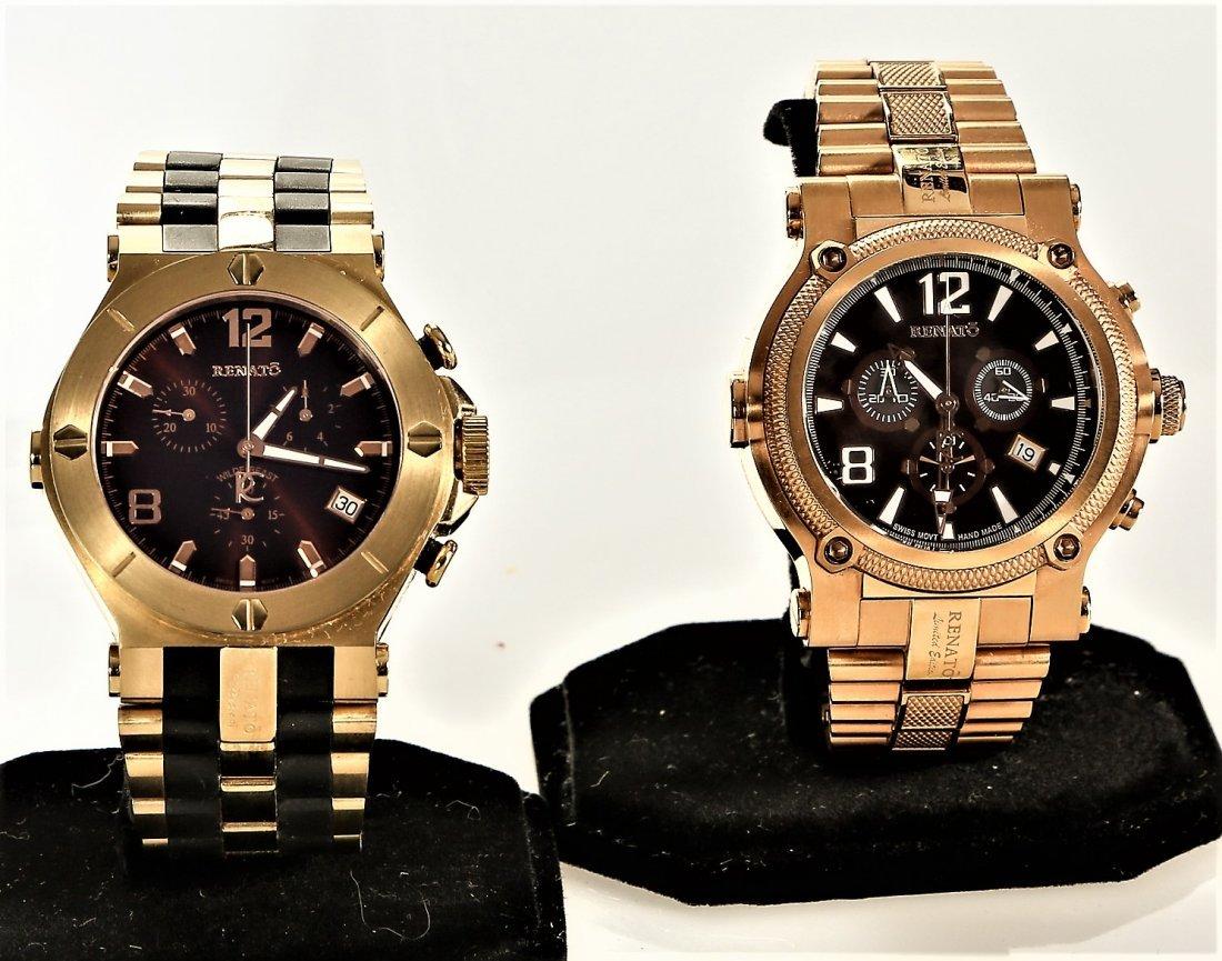 2 Renato Collezioni & Limited Chronograph Mens Watches - 3