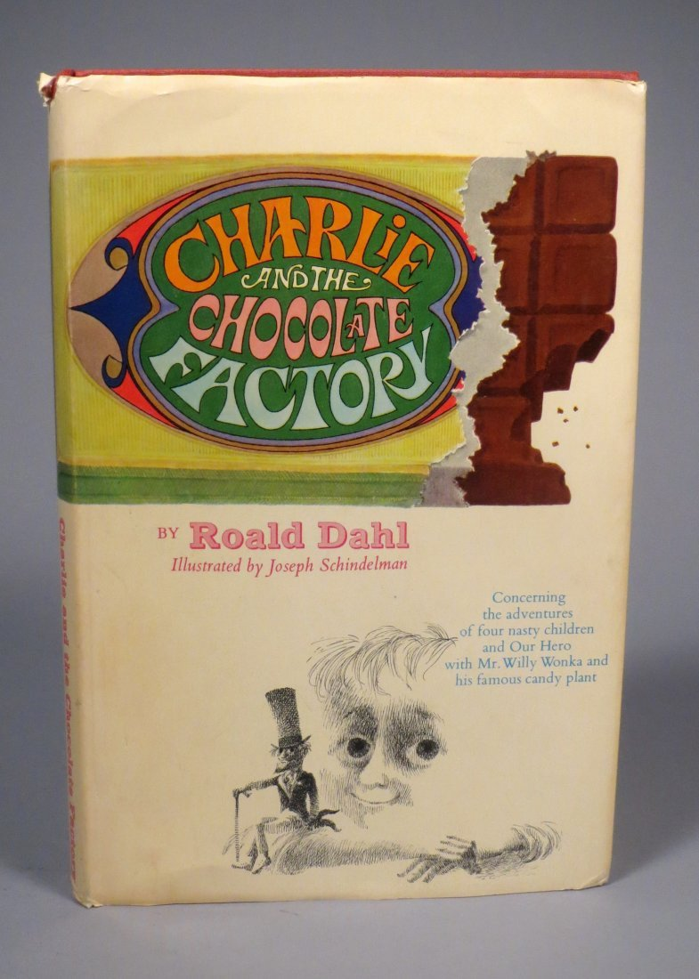 Charlie And the Chocolate Factory 1st edition, 2nd