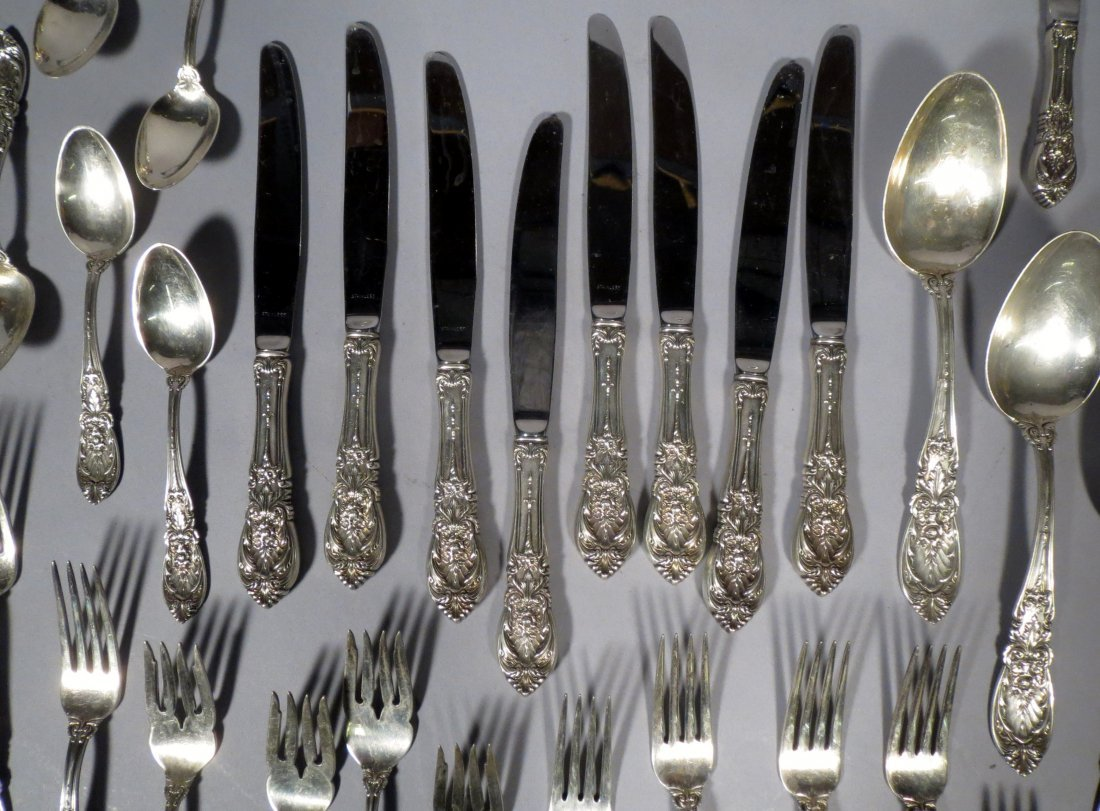 International Sterling Richelieu 41 pieces 1935 - 3