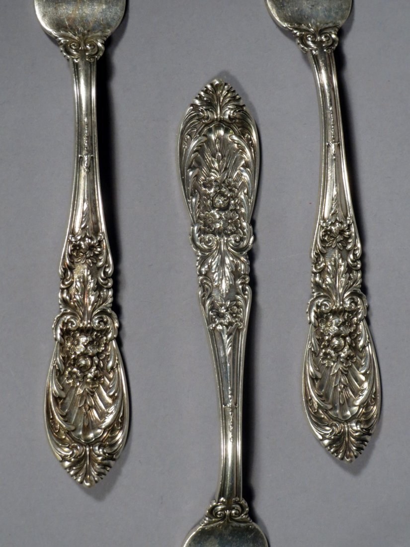 International Sterling Richelieu 41 pieces 1935 - 8