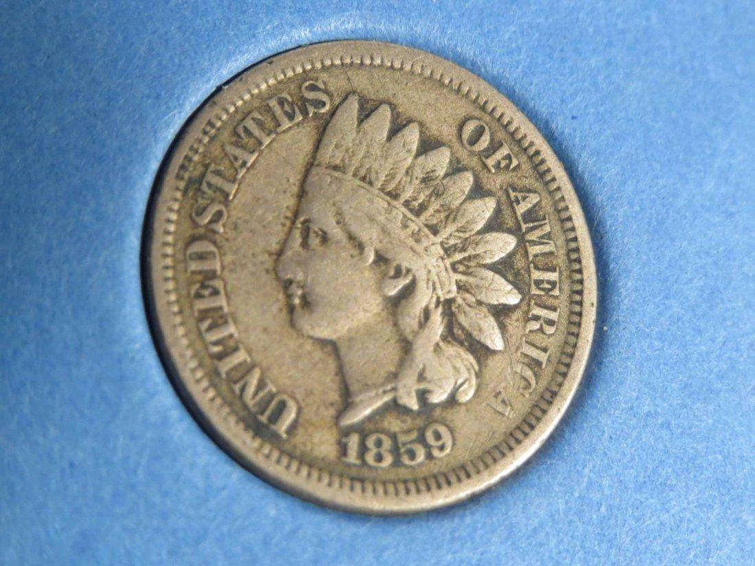 3 books Pennies 1859-1969 - 3
