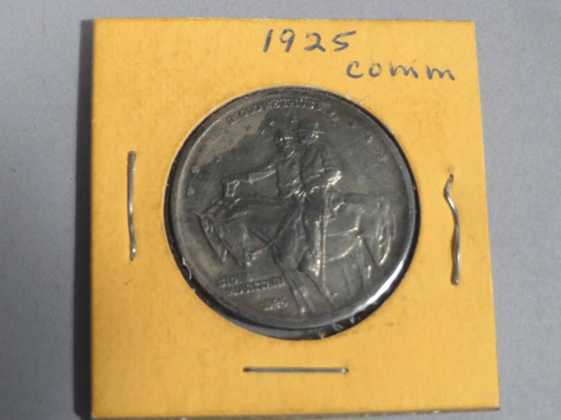 1925 Stone Mountain Half Dollar
