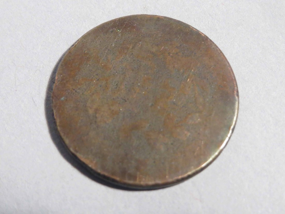 1802? 1804? American 1 Large Cent, Half Cent - 2