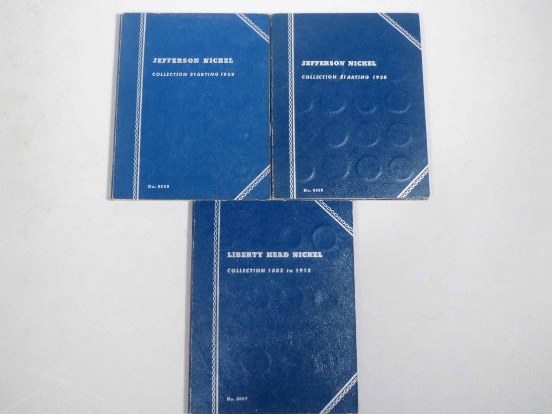 Whitman Books Liberty Jefferson Nickles Plus