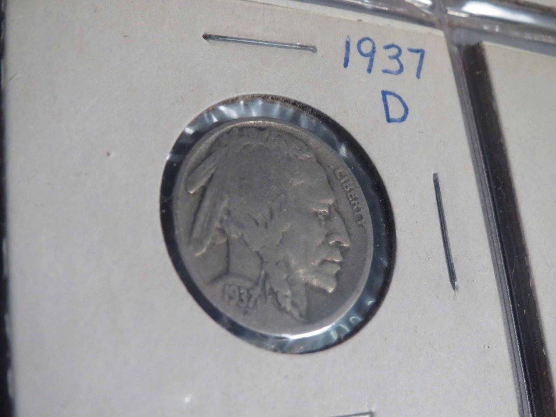 Lot of V Nickel, Buffalo Nickel, Indian cent Carded - 6