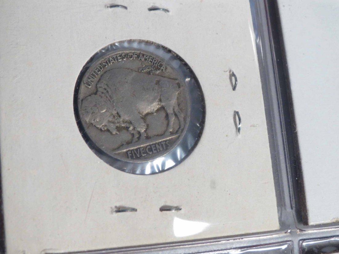 Lot of V Nickel, Buffalo Nickel, Indian cent Carded - 9