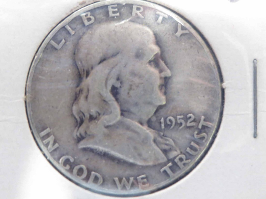 Lot of 81 Silver Half Dollar Carded - 4
