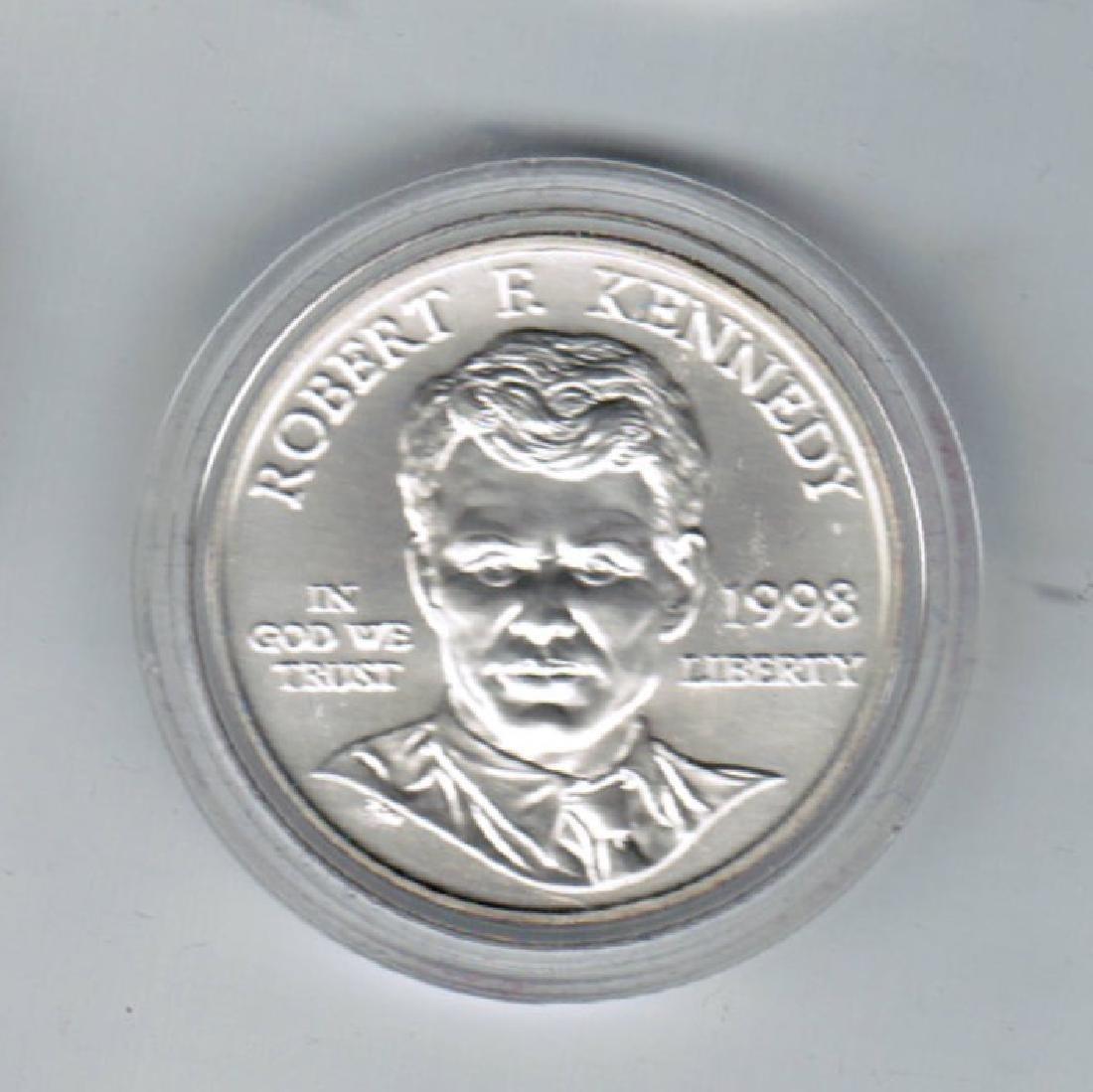 1998 ROBERT F. KENNEDY $1 DOLLAR BU