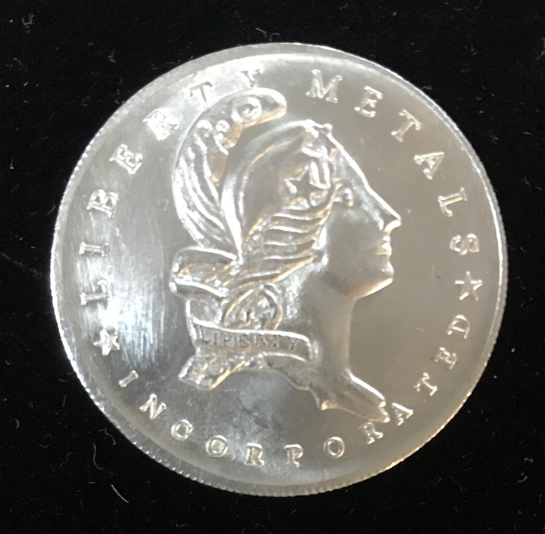 Vintage Liberty Metals Incorporated Liberty 1 oz .999+