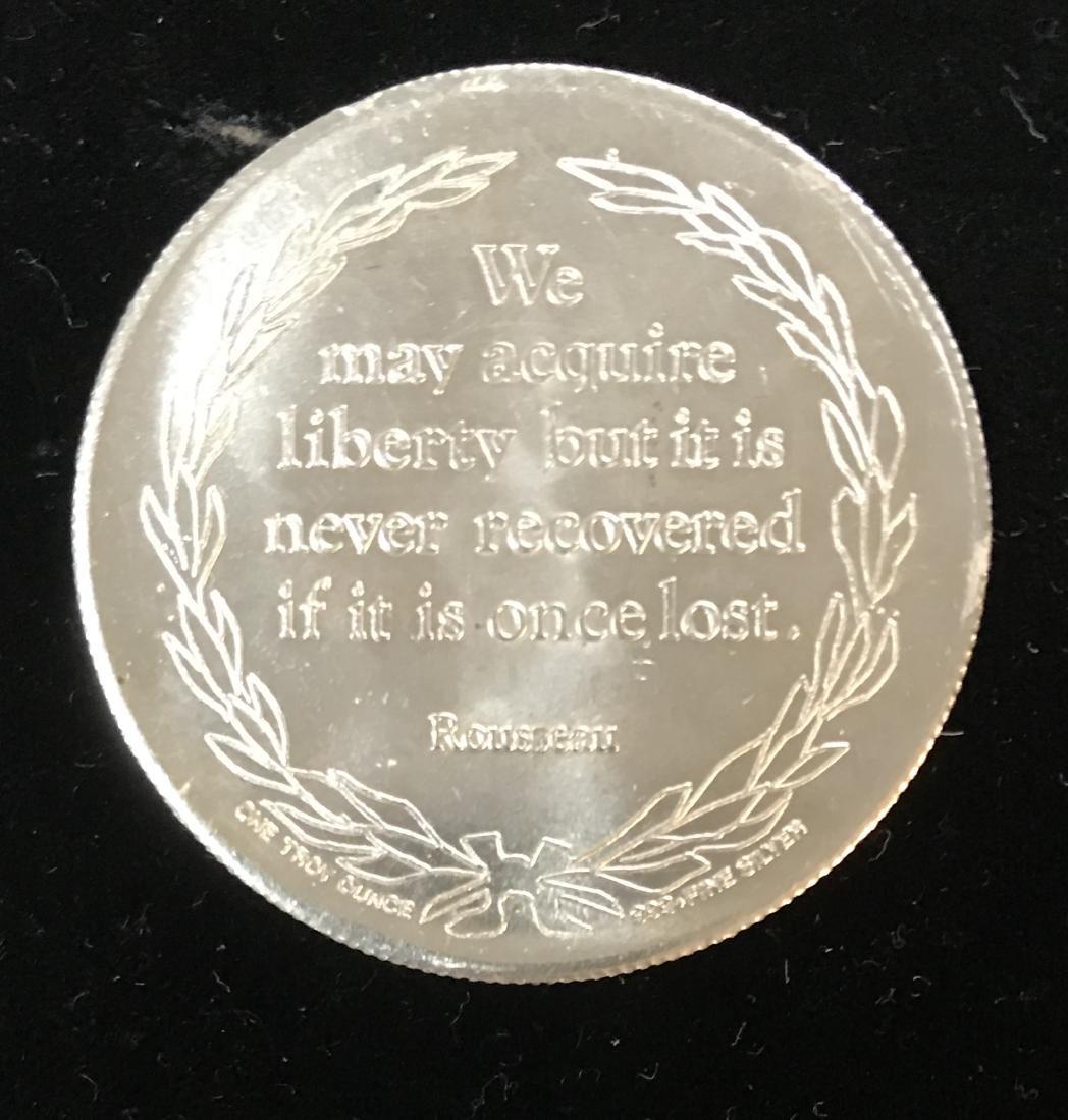 Vintage Liberty Metals Incorporated Liberty 1 oz .999+ - 2