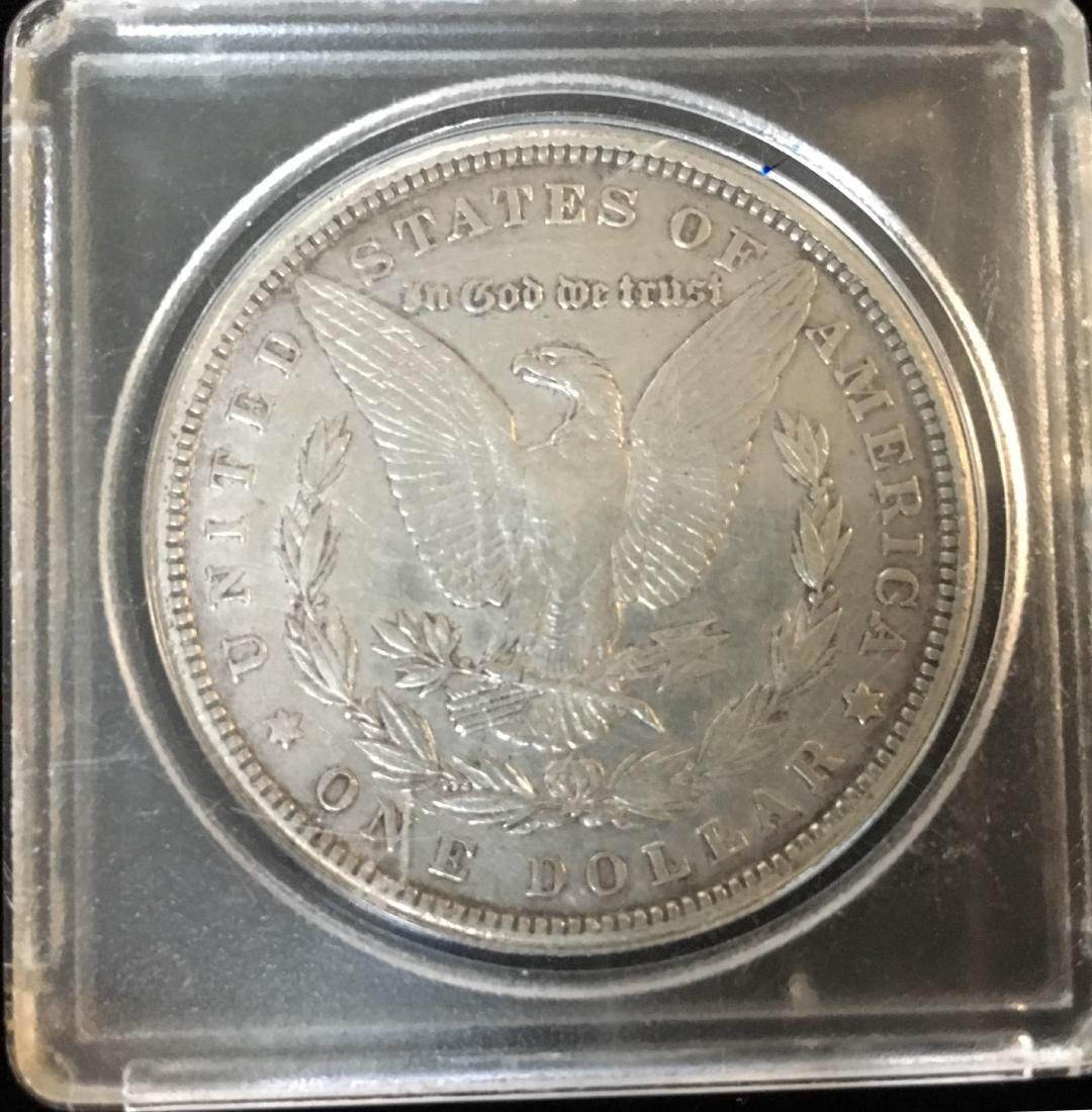 1884-P $1 Morgan Silver Dollar - 2