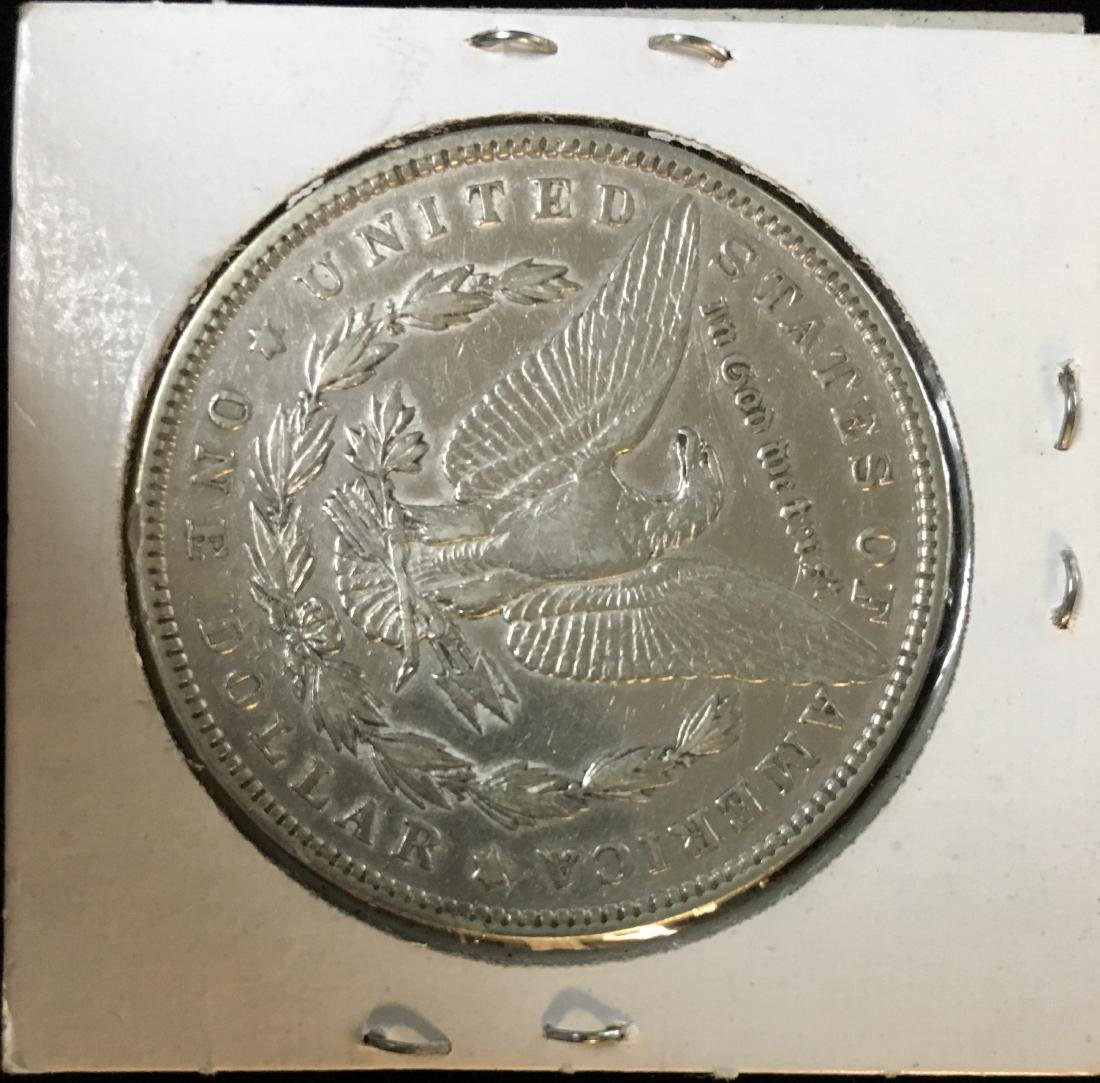 1885-P $1 Morgan Silver Dollar - 2