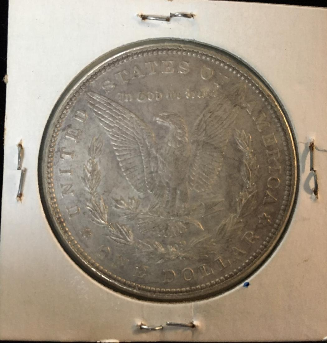 1885-P $1 Morgan Silver Dollar - 2