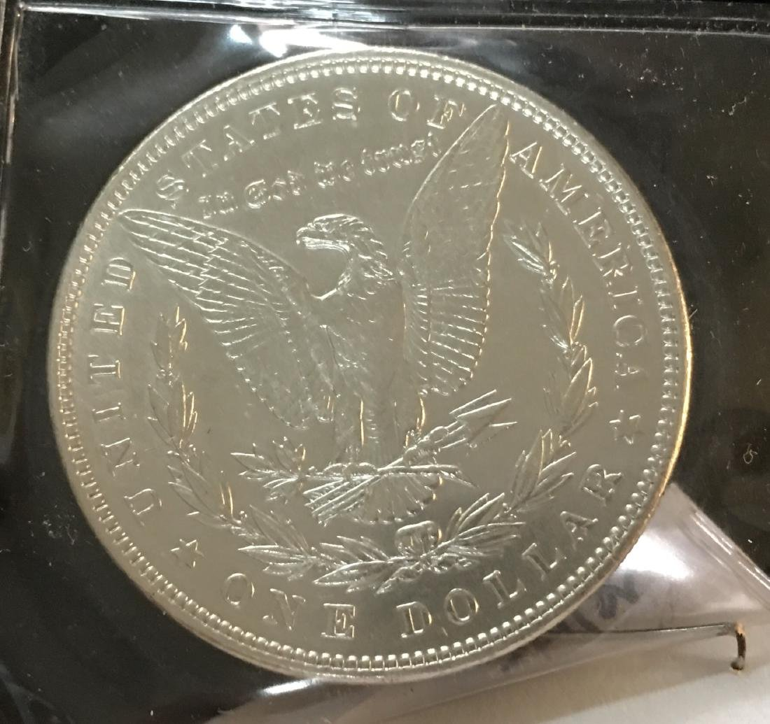 1889-P $1 Morgan Silver Dollar BU - 2