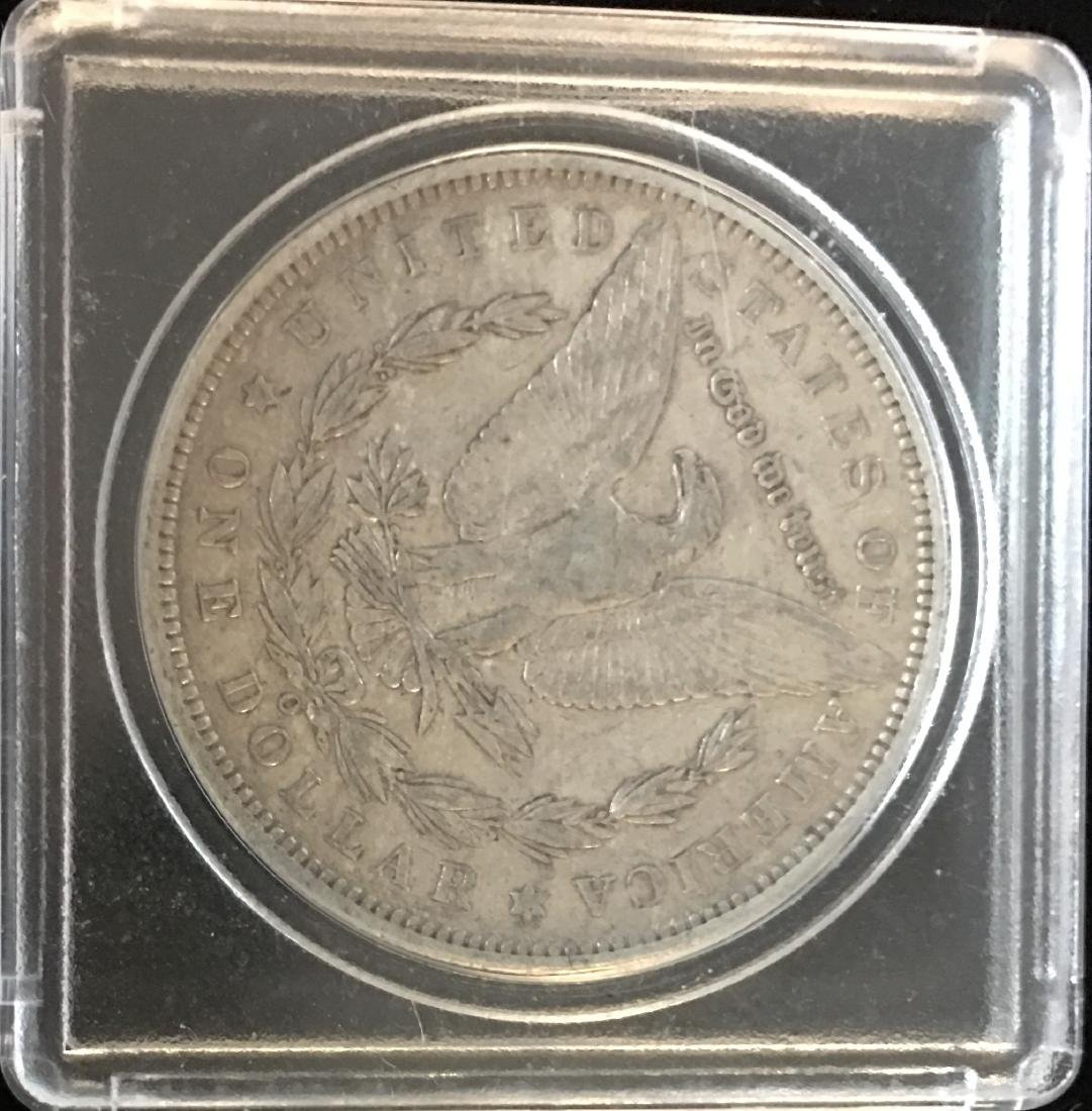 1891-O $1 Morgan Silver Dollar AU - 2