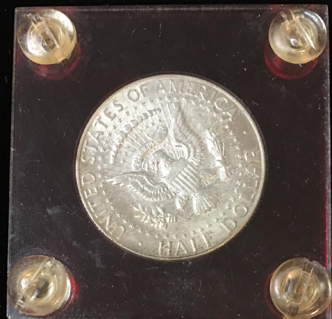 1967-P 50C Kennedy Half Dollar BU 40% Silver - 2