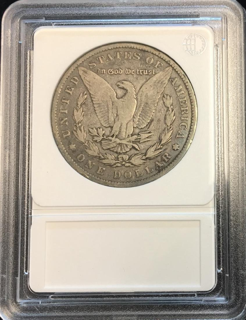 1885-P $1 Silver Morgan Dollar VF-20 - 2