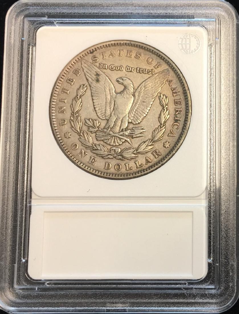 1890-P $1 Silver Morgan Dollar MS65 - 2