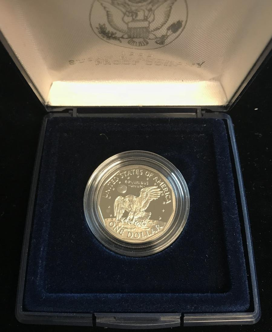 1999 Susan B. Anthony Proof Coin - 2