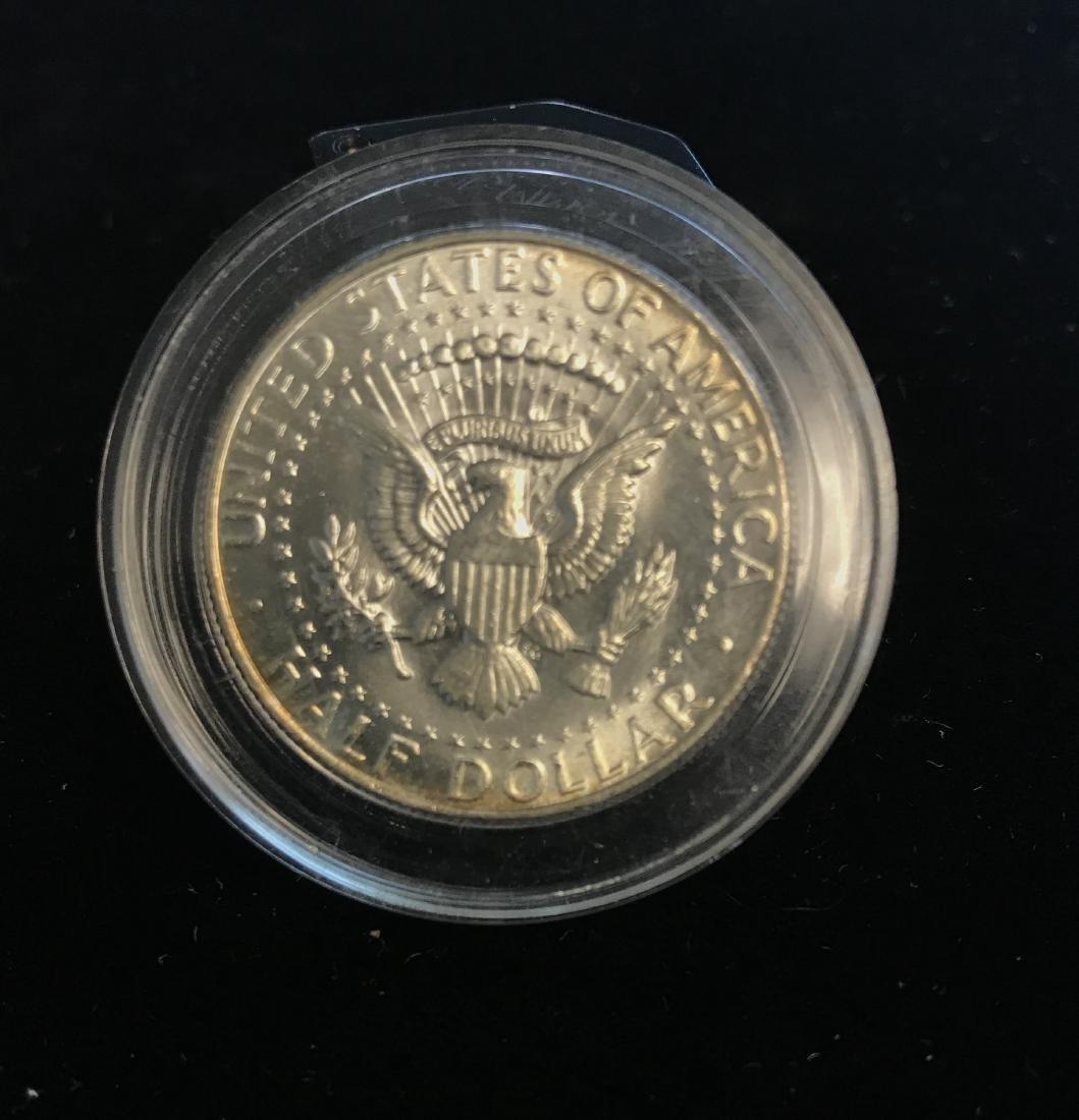 1964 50C Kennedy Half Dollar 90% Silver - 2