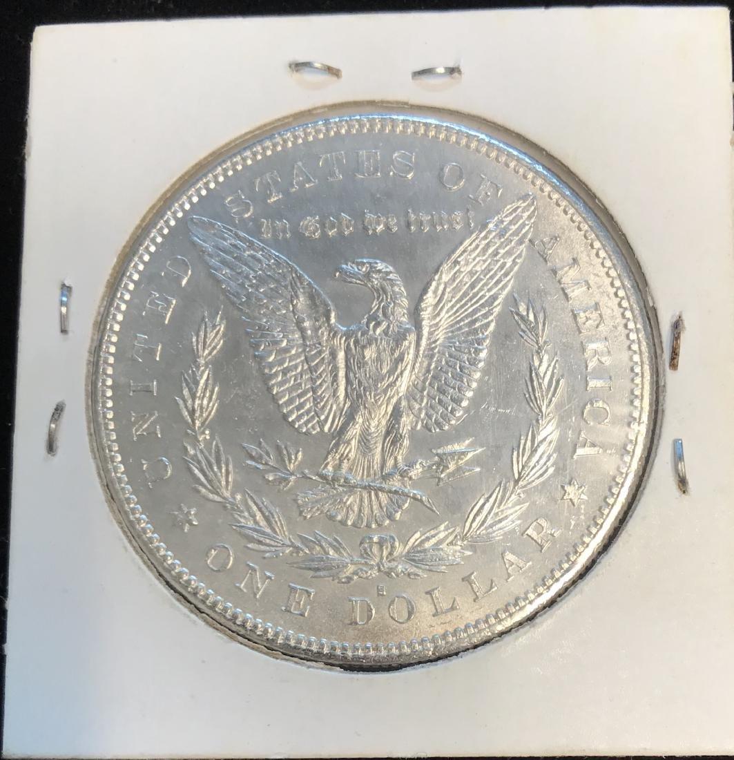 1878-S $1 Morgan Silver Dollar - 2
