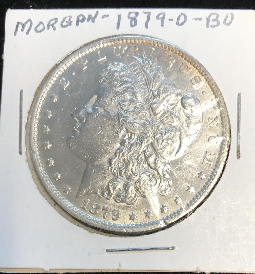 1879-O $1 Morgan Silver Dollar